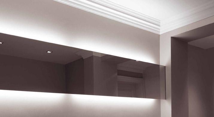Beispielhafte Innenraumgestaltung von NMC