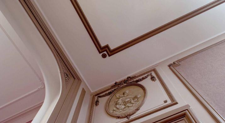 Beispielhafte Innenraumgestaltung von NMC aus der Kollektion Berlin